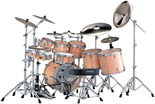 history of modern drumset